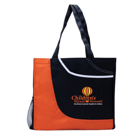 Custom Non-woven Poly Shopping Tote