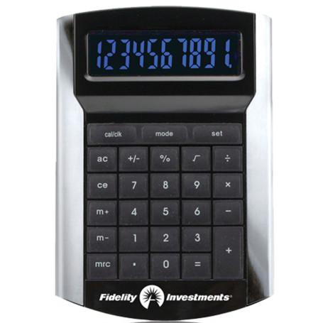 Custom Printed Clock Calculator