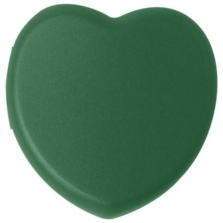 Custom Printed Heart Pill Box