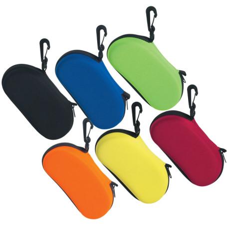 Custom Sunglass Case With Clip