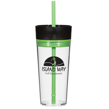 Customizable 16 Oz. Aurora Tumbler