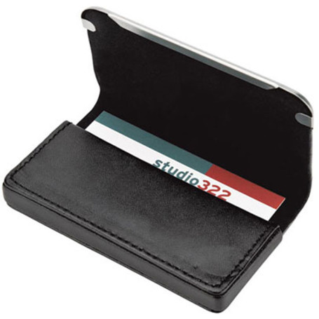 Imprinted Business Card Case