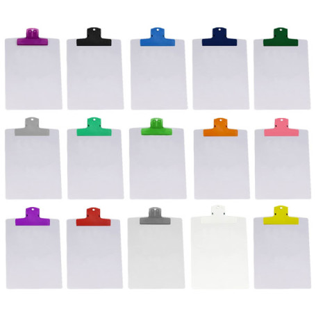 "Promotional 9"" x 12"" Keep-it Clipboard"