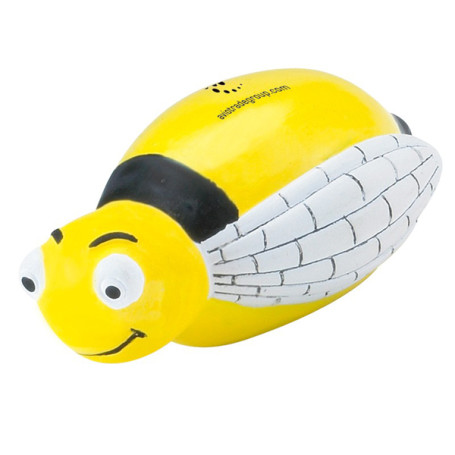 Imprinted Bumble Bee Stress Reliever