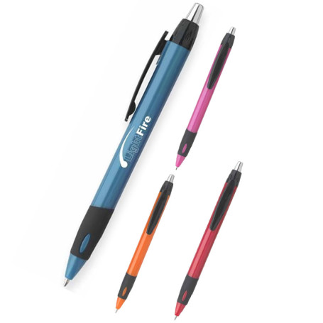 Imprinted Geo Pen