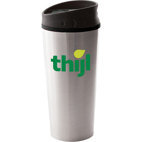 Imprinted Georgia 16-oz. Travel Tumbler