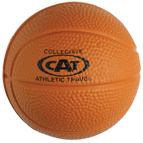 Promotional Basketball Stress Ball
