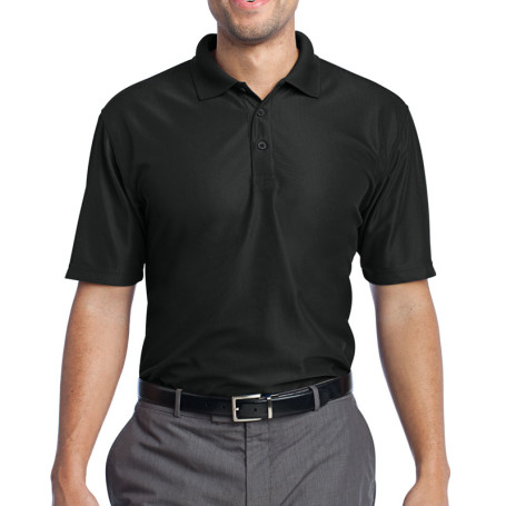 Port Authority Performance Vertical Pique Polo