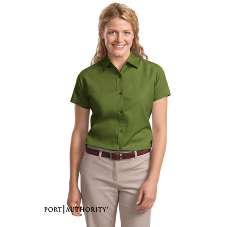 Port Authority Ladies' S-Sleeve Easy Care Shirt