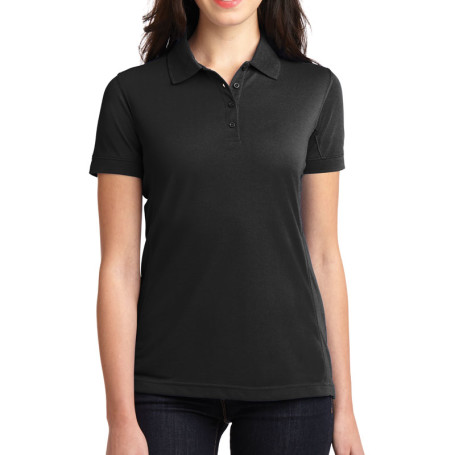 Port Authority Ladies 5-in-1 Performance Pique Polo (Apparel)
