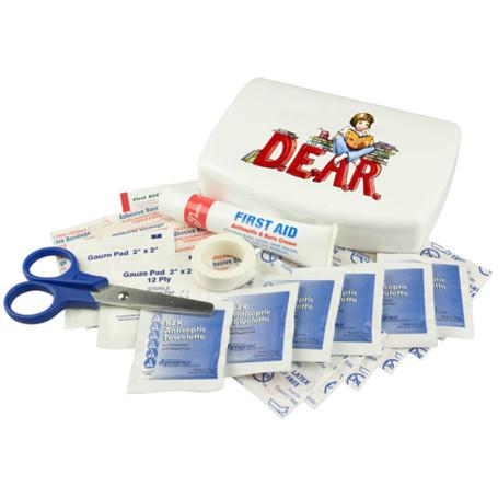 Monogrammed Medical Kit 4c Digital Imprint