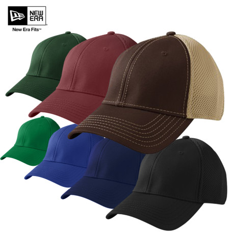 New Era® Stretch Mesh Cap