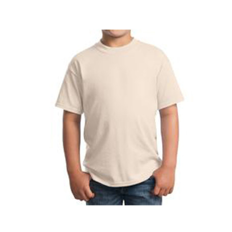 Port & Company - Youth 50/50 Cotton/Poly T-Shirt (Apparel)