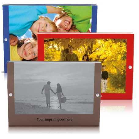 Custom Imprinted Picture Frames