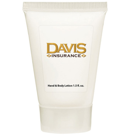 Printable 1.5 Oz. Hand and Body Lotion Tube