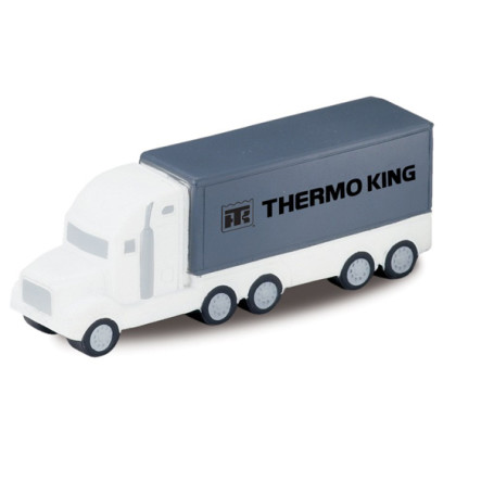 Printed Semi-Truck Stress Reliever