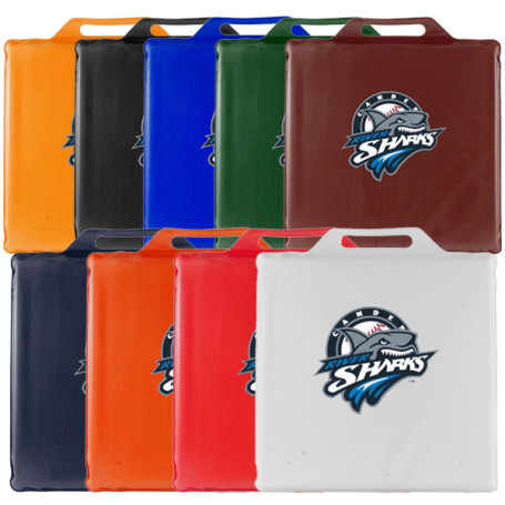 "Promo Phthalate-free 14"" Stadium Cushion"