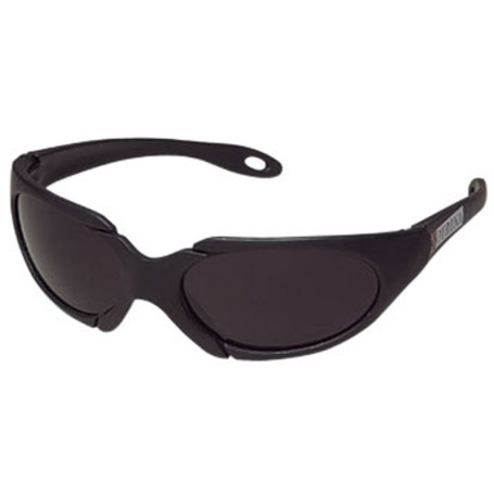 Promo Wrap Style Sunglasses with Dark Lenses