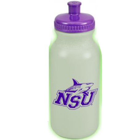 Promo 20 oz. Glow-In-The-Dark Sports Bottle