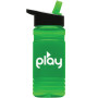 20 oz. Tritan Sports Bottle - Flip Straw Lid