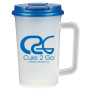 Promotional 22 Oz. Medical Tumbler With Handle