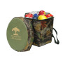 Personalized Camo Folding Portable Game Cooler Seat