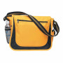 Messenger Bag with Matching Striped Handle