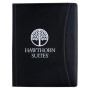 Personalized Executive Crescent Calculator Padfolio