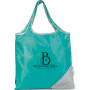 Custom Printed Latitudes Foldaway Shopper