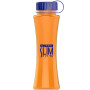 Printed Curve 17 oz. Tritan Bottle with Tethered Lid