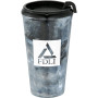 Customizable Galaxy 16-oz. Tumbler - Marble
