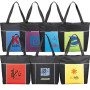 Monogrammed Broadway Business Tote