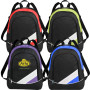 Printed Thunderbolt School Backpack