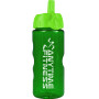 Promo 22 oz. Mini Mountain Bottle with Flip Straw Lid