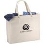 Printed Oak Shopper Tote Bag