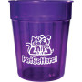 24oz Custom Fluted Jewel Stadium Cup