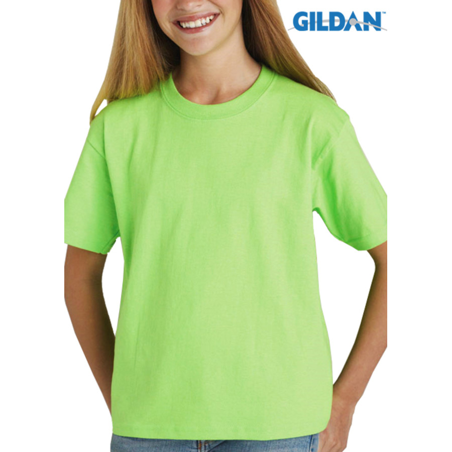 Gildan Youth Ultra Cotton 100% Cotton T-Shirt