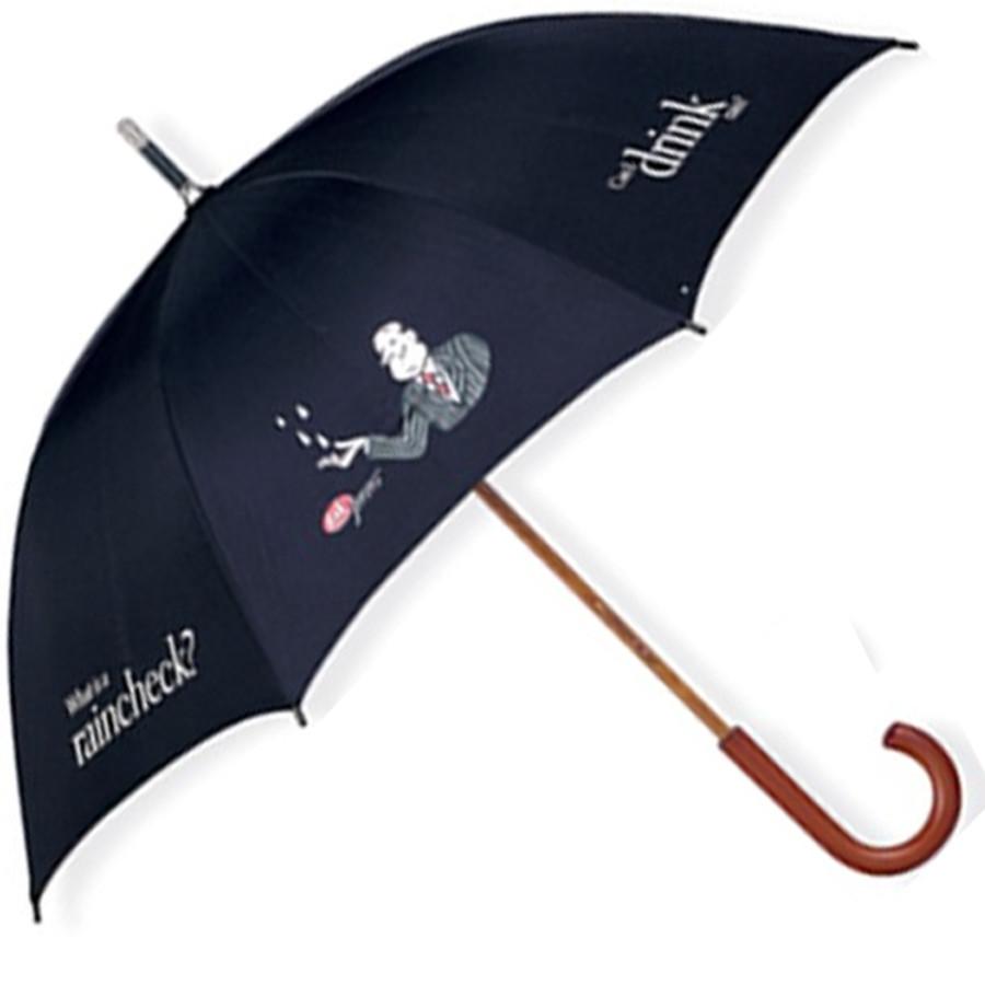 "Printed 48"" Arc Manual Fashion Umbrella"
