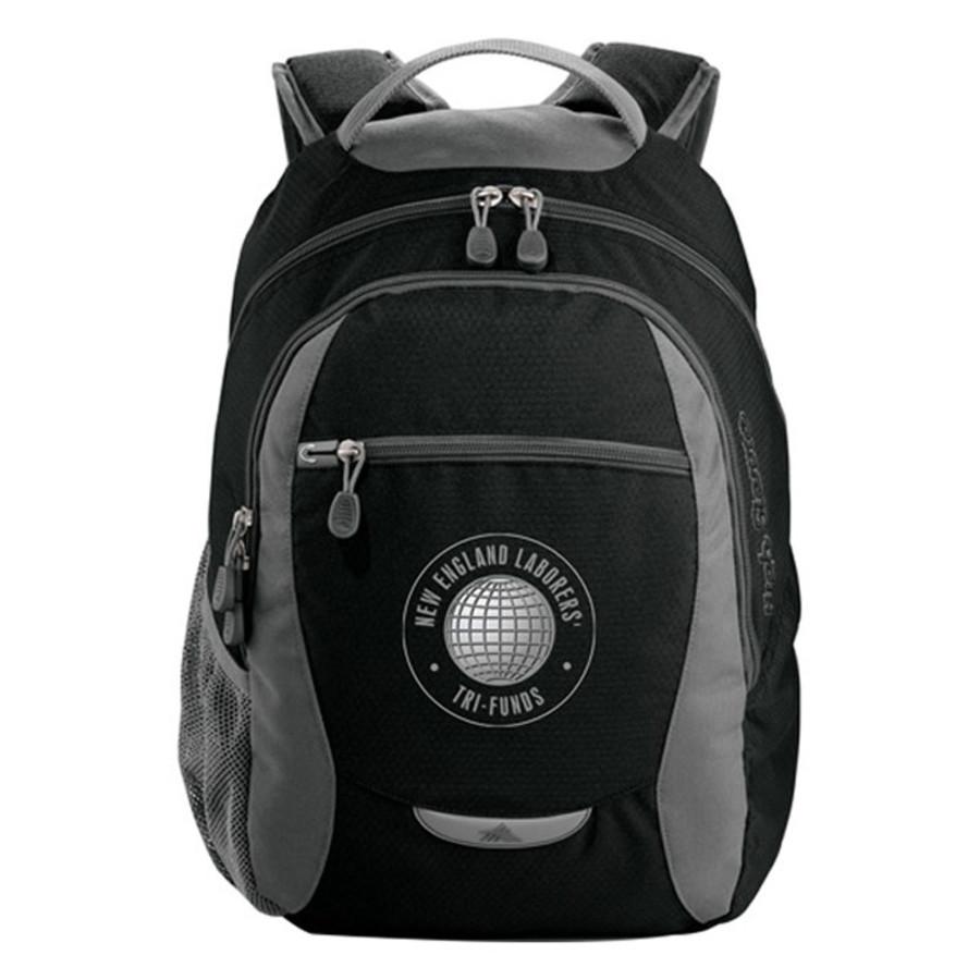 Customizable High Sierra Curve Backpack