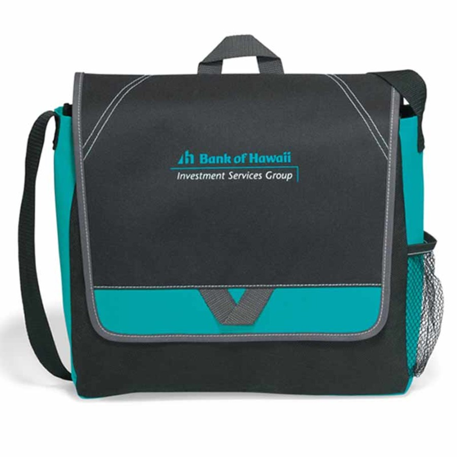 Custom Elation Messenger Bag