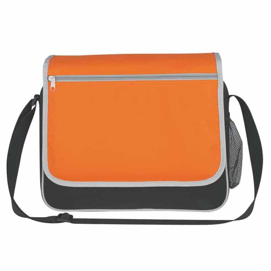 Logo Soho Messenger Bag