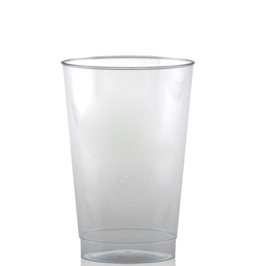 12 oz. Clear Plastic Cups
