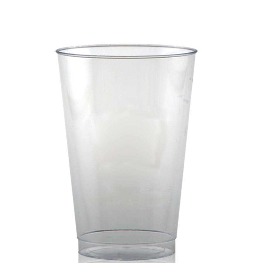 14 oz. Clear Plastic Cups