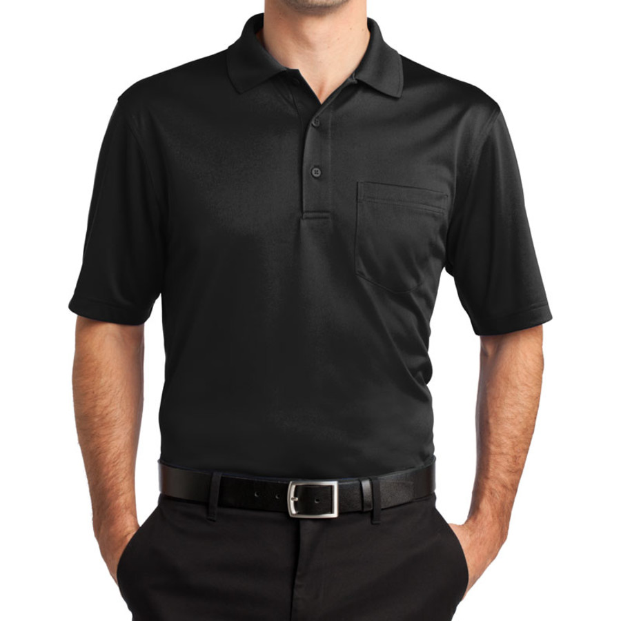 CornerStone Select Snag-Proof Pocket Polo (Apparel)