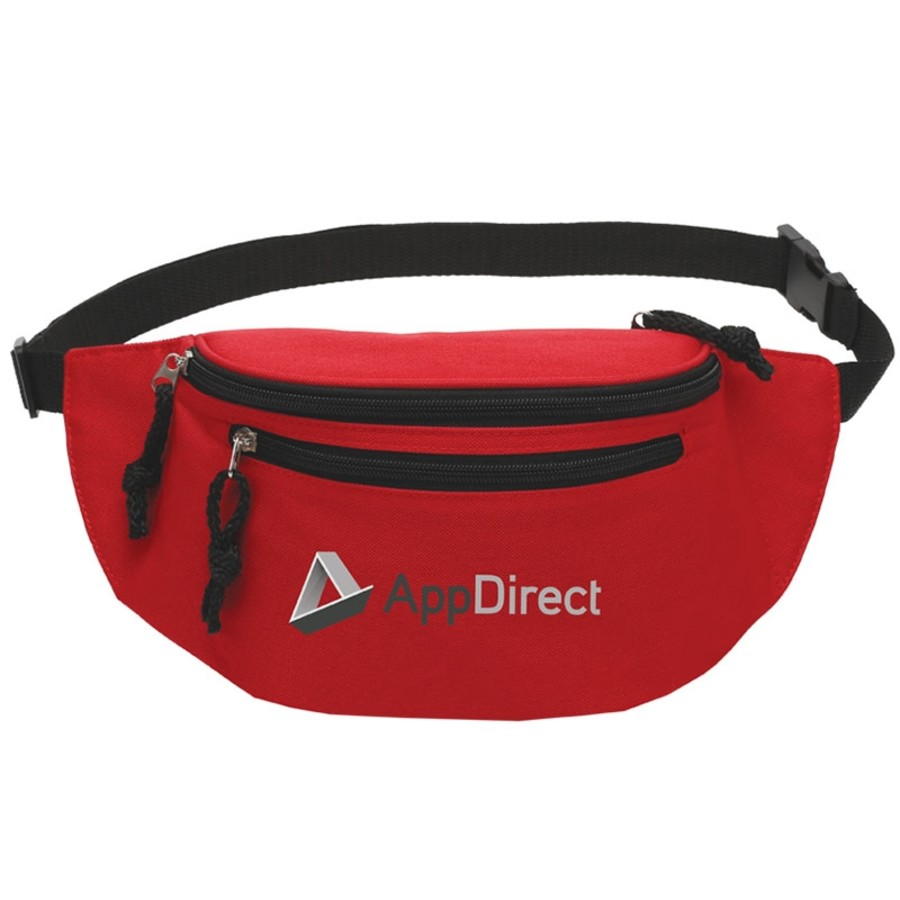 Life Is Better With A Flute Sport Waist Pack Fanny Pack Adjustable For Run