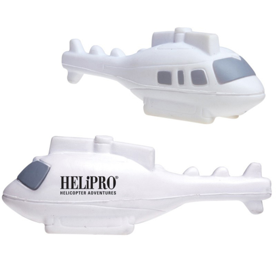 Custom Helicopter Stress Reliever