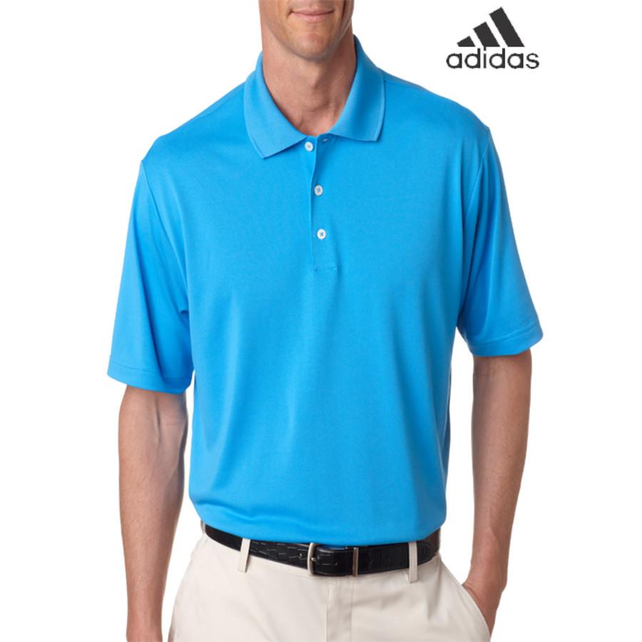 Adidas Men's ClimaLite Pique Polo