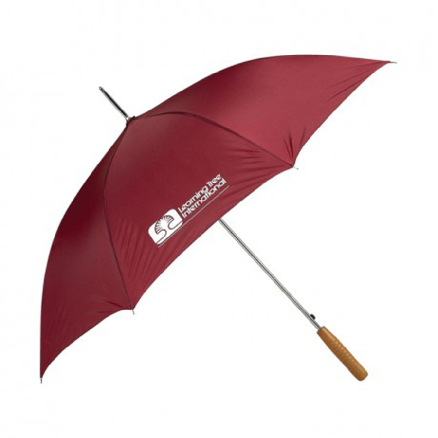 "Imprinted 48"" Arc Sport Stick Umbrella"