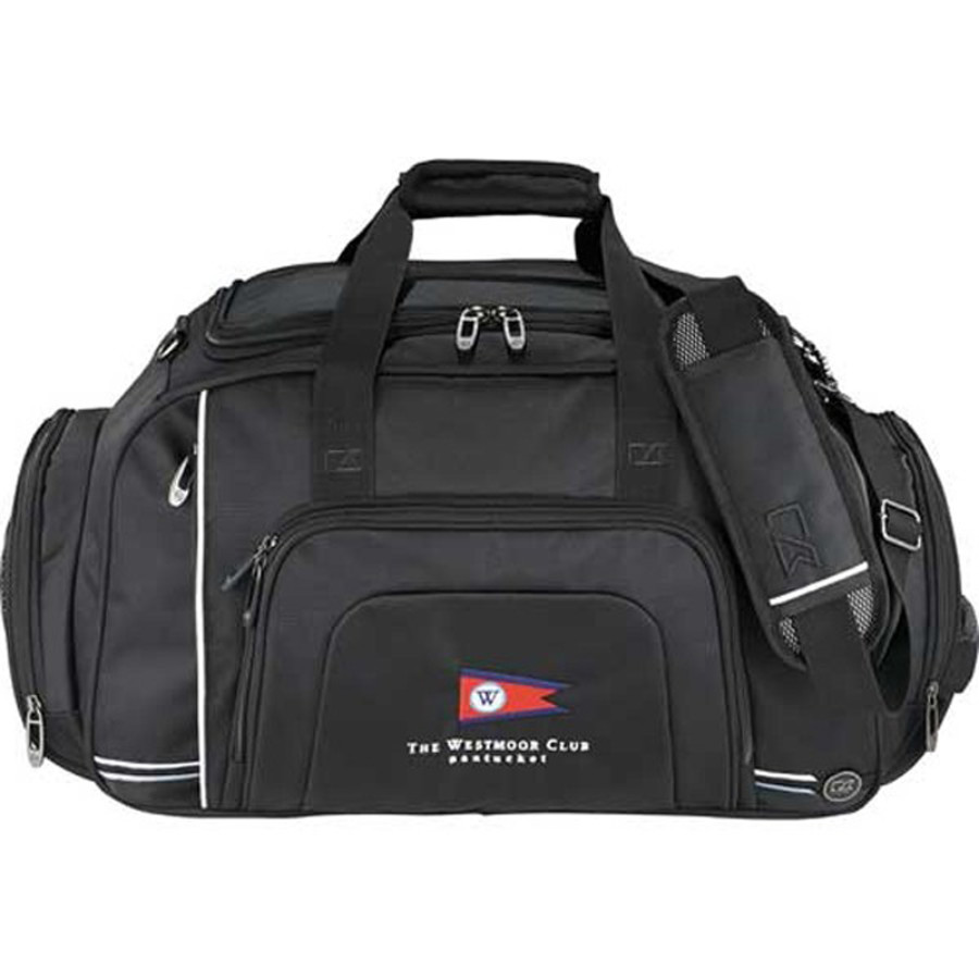 Imprinted Cutter and Buck Tour Deluxe Duffel