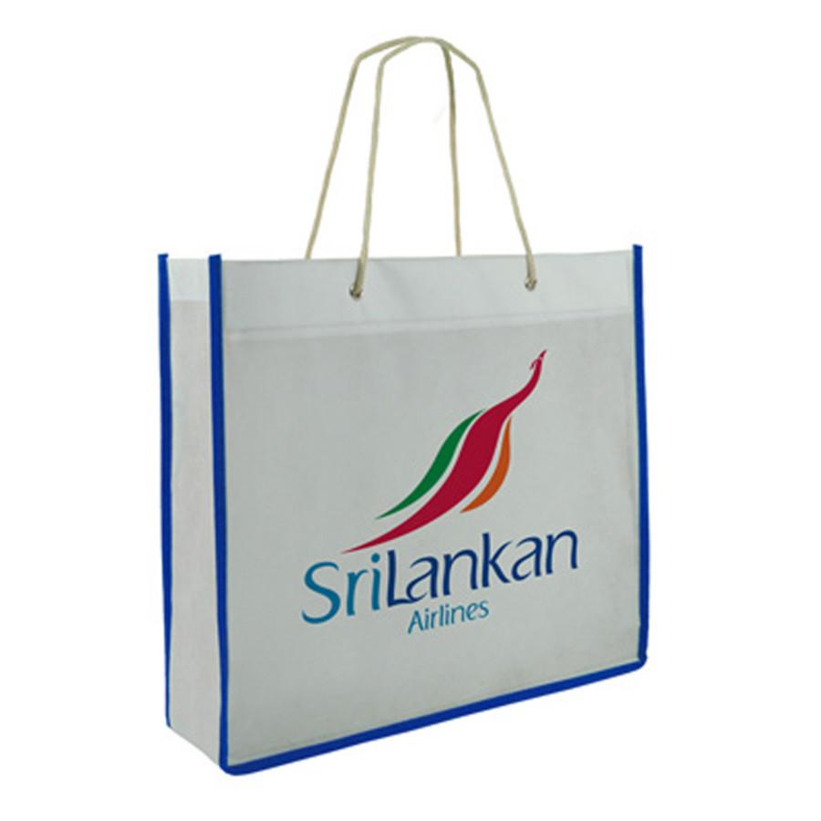 Imprinted Shopping Bag